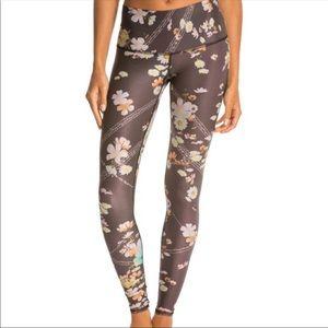 New with tags! Teeki wildflower leggings / hotpant